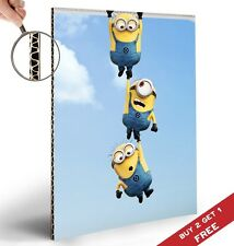 DESPICABLE ME 3 MINIONS Movie POSTER Glossy Photo Paper 30x21cm THICK CARD BOARD