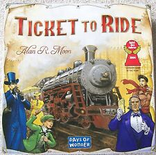 Ticket to Ride - Days of Wonder - New Board Game