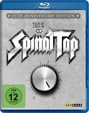 THIS IS SPINAL TAP (Christopher Guest) Blu-ray Disc NEU+OVP