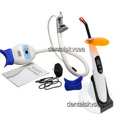 Dental Lámpara LED para Blanqueamiento + LED Curing Light Polimerizar fotocurado