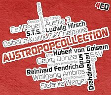 AUSTROPOP COLLECTION 4 CD NEU - AUSTRIA 3, STS, RAINHARD FENDRICH, PAPERMOON
