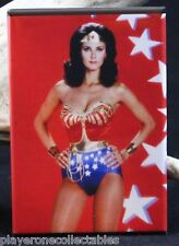 "Wonder Woman Photo 2"" X 3"" Fridge / Locker Magnet."