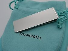 Tiffany & Co. Sterling Silver Money Clip in Tiffany Pouch
