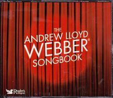 THE ANDREW LLOYD WEBBER SONGBOOK  SUPER 3 CD SET NEW & SEALED - FREE POST IN UK