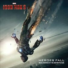 Iron Man 3: Heroes Fall / O.S.T. by IRON MAN 3: HEROES FALL / O.S.T.