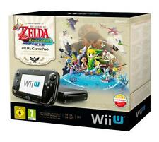 Nintendo WII U CONSOLE PREMIUM PACK 32gb The Legend of Zelda-Vento Walker HD