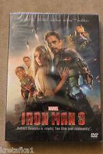 Iron Man 3 - DVD - English Polish subtitles