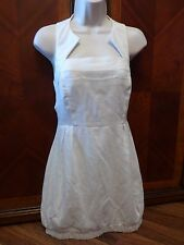 C. Luce Inc. Ladies Size Small Halter Top Dress New with Tags Light Ivory Color