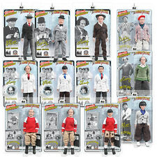 The Three Stooges Mego Style 8 Inch Action Figures: Set of all 12 Figures