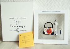 set porte sac + stylet + boite cadeau INES DE LA FRESSANGE neuf