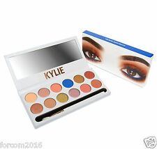 NEW KYLIE JENNER COSMETIC The Royal Peach Kishadow Palette