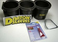 Darton MID Block Sleeves for Honda H22 H23 Prelude Accord