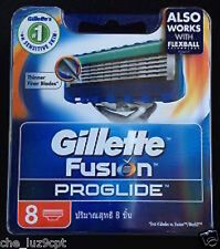 Gillette Fusion ProGlide 4 Packs of 8 Cartridges(32 Razor Shaving Blades)RRP$152