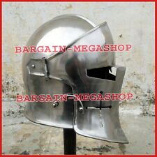 14th Century Medieval Historical Reenactment Sugarloaf Helmet armour a5