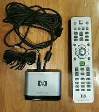 HP OEM Window Media Center MCE PC Remote Control and Infrared Receiver