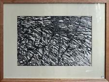 Henri DARNAUD 1905-1985 gouache originale dim. 32 x 46 cm encadrée