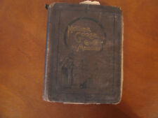 Antique Likely 19th Century Mother Goose Complete Melodies Illustrated Book