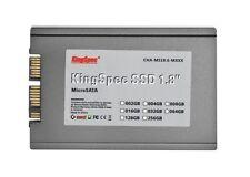 128GB KingSpec MicroSATA (SATA III) 1,8 Zoll SSD Solid-State-Laufwerk