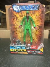 DC Universe Classics riddler wave 5 metallo