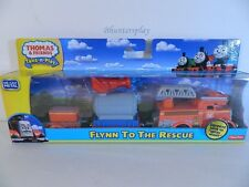 Thomas Train Friends Take N Play Flynn to the Rescue 3 Car set Fisher Price