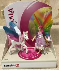 Schleich Lis and Pegasus 70484 Bayala Fairy Figurine Kids Toy New in Package
