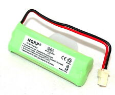 HQRP 400mAh Phone Battery replacement for VTech BT183482 BT283482 89-1348-01