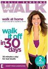 Leslie Sansone Just Walk: Walk it off in 30 Days NEW R4 DVD