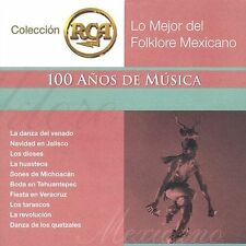 Lo Mejor del Folklore Mexicano, Vol. 1 by Various Artists (CD, Jan-2003, 2...