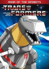 THE TRANSFORMERS - ROAR OF THE DINOBOTS (2014) DVD