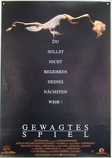 Gewagtes Spiel CONSENTING ADULTS Kevin Spacey - Filmplakat DIN A1 (gerollt)
