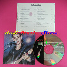 CD AMERICA DEL ROCK 7 compilation PROMO 94 LOU REED IGGY POP MC5 (C16) no mc lp