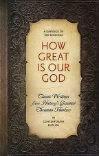 How Great Is Our God, Various, New Books