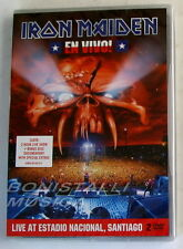 IRON MAIDEN - EN VIVO! - 2 DVD Sigillato