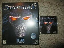 Starcraft Collector's Special Edition (PC, 1998) with Box