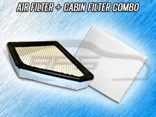 AIR FILTER CABIN FILTER COMBO FOR 2010 2011 2012 2013 2014 2015 2016 GMC TERRAIN