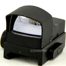 New Mini Tactical Compact Holographic Reflex Micro Red Dot Sight Rifle&Pistol