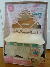 Our Generation Battat NEW in box Vanity with stool! Rare Retired! 1st Version