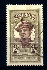 MARTINIQUE - MARTINICA - 1908-1917 - Ragazza martinica