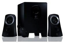Logitech Z313 Speaker System (Black)
