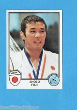 SPORT SUPERSTARS/EURO FOOTBALL 82-PANINI-Figurina n.245- FUJI - GIAPPONE -Rec