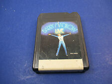 Barry Manilow 8 Track Tape,  Live Double Album, Looks Like We Made It, New York