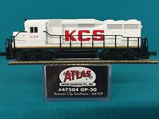 47504 Atlas N Scale GP30 Kansas City Southern NIB