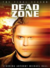 THE DEAD ZONE COMPLETE SEASON 6 New Sealed 3 DVD Set