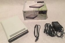 Microsoft Xbox 360 HD DVD Player With Cables And Box