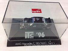 HERPA EXCLUSIVE MERCEDES BENZ AMG TEAM C180 ITC 1996 #12 UPS 1:87 HO OCCASION