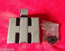 FRONT EMBLEM for IH Block for FARMALL CUB TRACTOR, OEM 362387R1,To S#210000