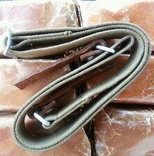 SKS CANVAS SLINGS.  CHINESE  MILITARY ISSUE. FREE SHIPPING 7.62X39   NEW