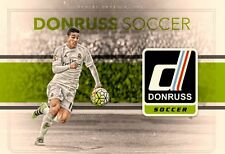 2016 PANINI DONRUSS SOCCER COMPLETE 39-CARD PRODUCTION LINE INSERT SET