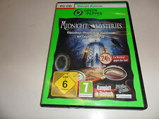 PC  Midnight Mysteries [Green Pepper]