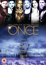 Once Upon A Time - Series 2 - Complete (DVD, 2013, 6-Disc Set, Box Set)